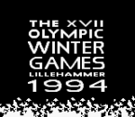 XVII Olympic Winter Games, The - Lillehammer 1994 title screenshot