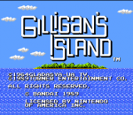 Adventures of Gilligan's Island, The title screenshot