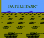 Battletank title screenshot