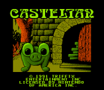 Castelian title screenshot