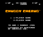 Chubby Cherub title screenshot
