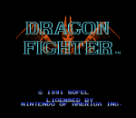 Dragon Fighter title screenshot