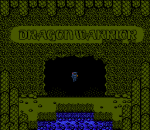 Dragon Warrior II title screenshot
