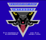 Flight of the Intruder title screenshot