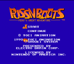 Puss n Boots - Pero's Great Adventure title screenshot