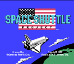 Space Shuttle Project title screenshot