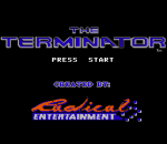 Terminator, The title screenshot
