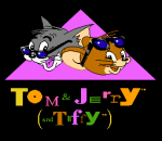 Tom & Jerry - The Ultimate Game of Cat and Mouse! title screenshot
