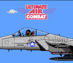 Ultimate Air Combat title screenshot