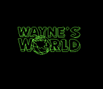 Wayne's World title screenshot