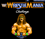 WWF Wrestlemania Challenge title screenshot
