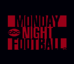 ABC Monday Night Football title screenshot