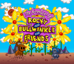 Adventures of Rocky and Bullwinkle and Friends, The title screenshot