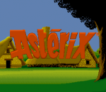 Asterix title screenshot