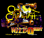 Chester Cheetah - Wild Wild Quest title screenshot
