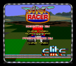 Dirt Racer title screenshot