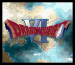 Dragon Quest VI - Maboroshi no Daichi title screenshot