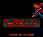 Extertainment Mountain Bike Rally title screenshot