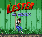Lester the Unlikely title screenshot