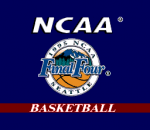 NCAA Final Four Basketball title screenshot
