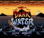 Pirates of Dark Water, The title screenshot