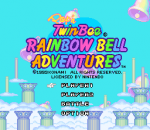 Pop'n TwinBee - Rainbow Bell Adventures title screenshot