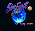 SimEarth - The Living Planet title screenshot