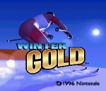 Winter Gold title screenshot
