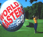 World Masters Golf title screenshot