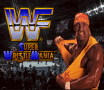 WWF Super WrestleMania title screenshot