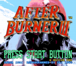 After Burner III title screenshot