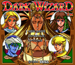 Dark Wizard title screenshot