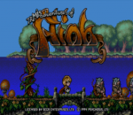 Misadventures of Flink, The title screenshot