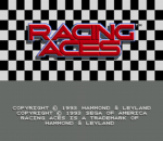 Racing Aces title screenshot