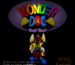 Wonder Dog title screenshot