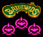 Battletoads title screenshot