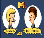Beavis and Butt-head title screenshot