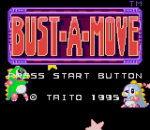 Bust-A-Move title screenshot
