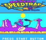 Desert Speedtrap title screenshot