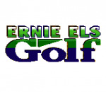 Ernie Els Golf title screenshot