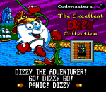Excellent Dizzy Collection title screenshot