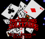 Poker Faced Paul's Solitaire title screenshot