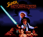 Super Return of the Jedi title screenshot