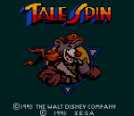 Tale Spin title screenshot