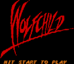 Wolfchild title screenshot