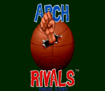 Arch Rivals - The Arcade Game title screenshot