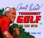 Arnold Palmer Tournament Golf title screenshot