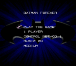 Batman Forever title screenshot