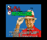 Chi Chi's Pro Challenge Golf title screenshot