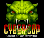 Cyber-Cop title screenshot